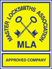 Master Locksmiths Association (MLA) Approved Company